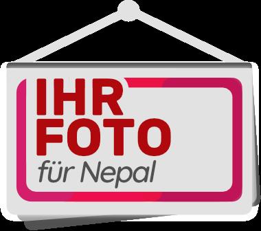 Ihr Foto für Nepal